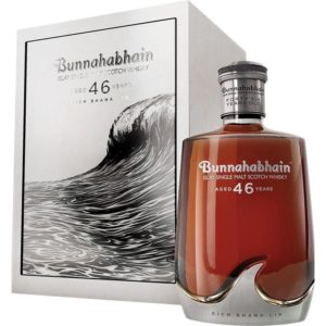 BUNNAHABHAIN – 46 YEAR OLD