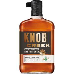 KNOB CREEK – CASK STRENGTH RYE