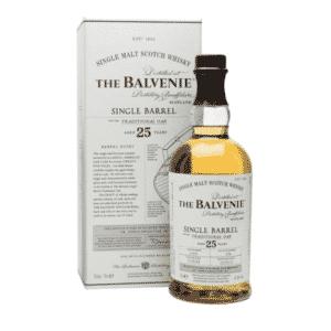 Balvenie 25 Year Old Single Barrel