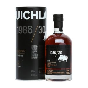 BRUICHLADDICH – RARE CASK SERIES 1986 30 YEAR OLD (Copy)