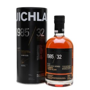 BRUICHLADDICH – RARE CASK SERIES 1985 32 YEAR OLD