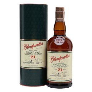 Glenfarclas 21-Year-Old Highland Single Malt Scotch Whisky