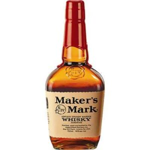 MAKER'S MARK – KENTUCKY BOURBON 750ML
