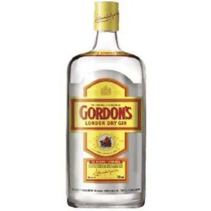 GORDONS – LONDON DRY 750ML