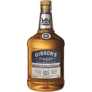 GIBSONS FINEST STERLING 750ML