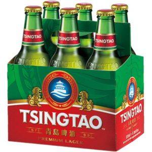 TSINGTAO 6 BTLS