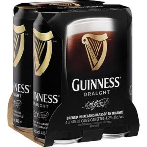 GUINNESS PUB DRAUGHT 4 CANS