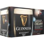 GUINNESS PUB DRAUGHT 8 CANS