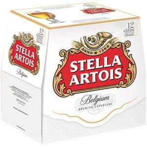 STELLA ARTOIS 12 BTLS