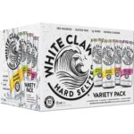 WHITE CLAW – VARIETY PACK 12 CANS
