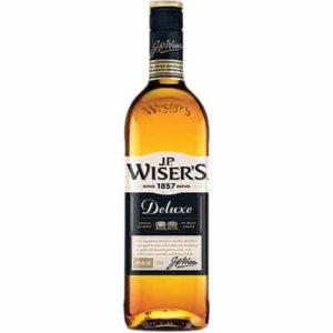 WISER'S DELUXE 750ML