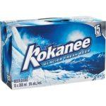 KOKANEE 15 CANS