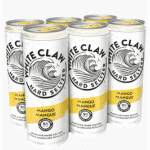 WHITE CLAW – MANGO 6 CANS