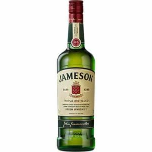 JAMESON – IRISH WHISKY 750ML