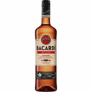 BACARDI – SPICED RUM 750ML