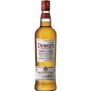 DEWAR'S – WHITE LABEL 750ML