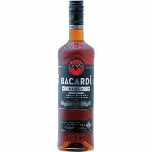 BACARDI – BLACK 750ML
