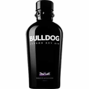 BULLDOG LONDON DRY GIN 750ML
