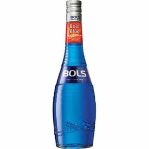 BOLS BLUE CURACAO 750ML