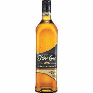 FLOR DE CANA – ANEJO CLASICO 5 YEAR OLD 750ML