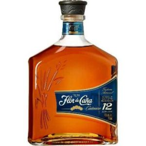 FLOR DE CANA – 12 YEAR 750ML