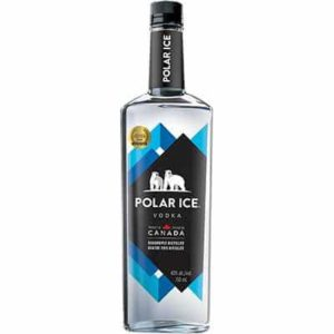POLAR ICE VODKA 750ML
