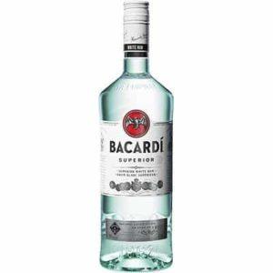 BACARDI – SUPERIOR WHITE RUM 1.14L
