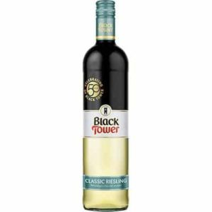 BLACK TOWER RIESLING 750ML