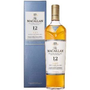 MACALLAN – TRIPLE CASK 12 YEAR OLD 750ML