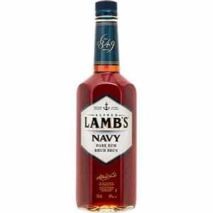 LAMB'S – NAVY RUM 750ML