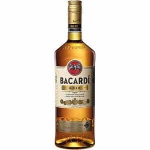 BACARDI GOLD RUM 1.14L