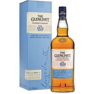 GLENLIVET – FOUNDER'S RESERVE 1.14L