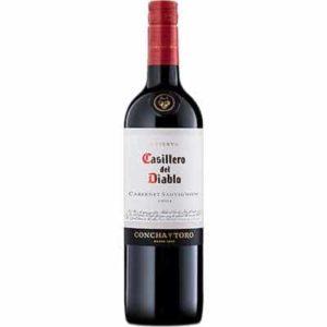 CASILLERO DEL DIABLO CAB.SAUV 750ML