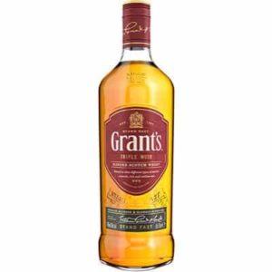 GRANTS – TRIPLE WOOD WHISKY 750ML