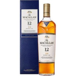 MACALLAN – 12 YEAR OLD DOUBLE CASK 750ML