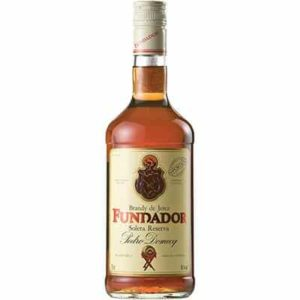 FUNDADOR BRANDY 750ML