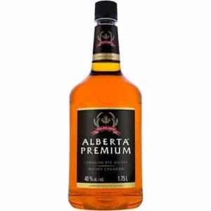 ALBERTA PREMIUM – CANADIAN RYE WHISKY 1750ML