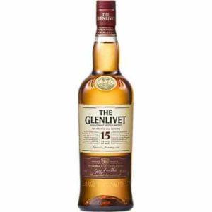 GLENLIVET – 15 YEAR OLD FRENCH OAK RESERVE 750ML