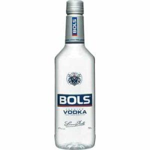 BOLS VODKA 750ML