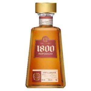 1800 – REPOSADO RESERVA TEQUILA 750ML