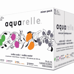 AQUARELLE MIXER 12 CANS